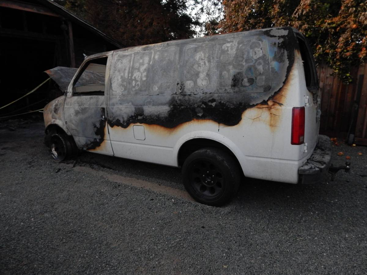 Fire Sale, FREE Van!