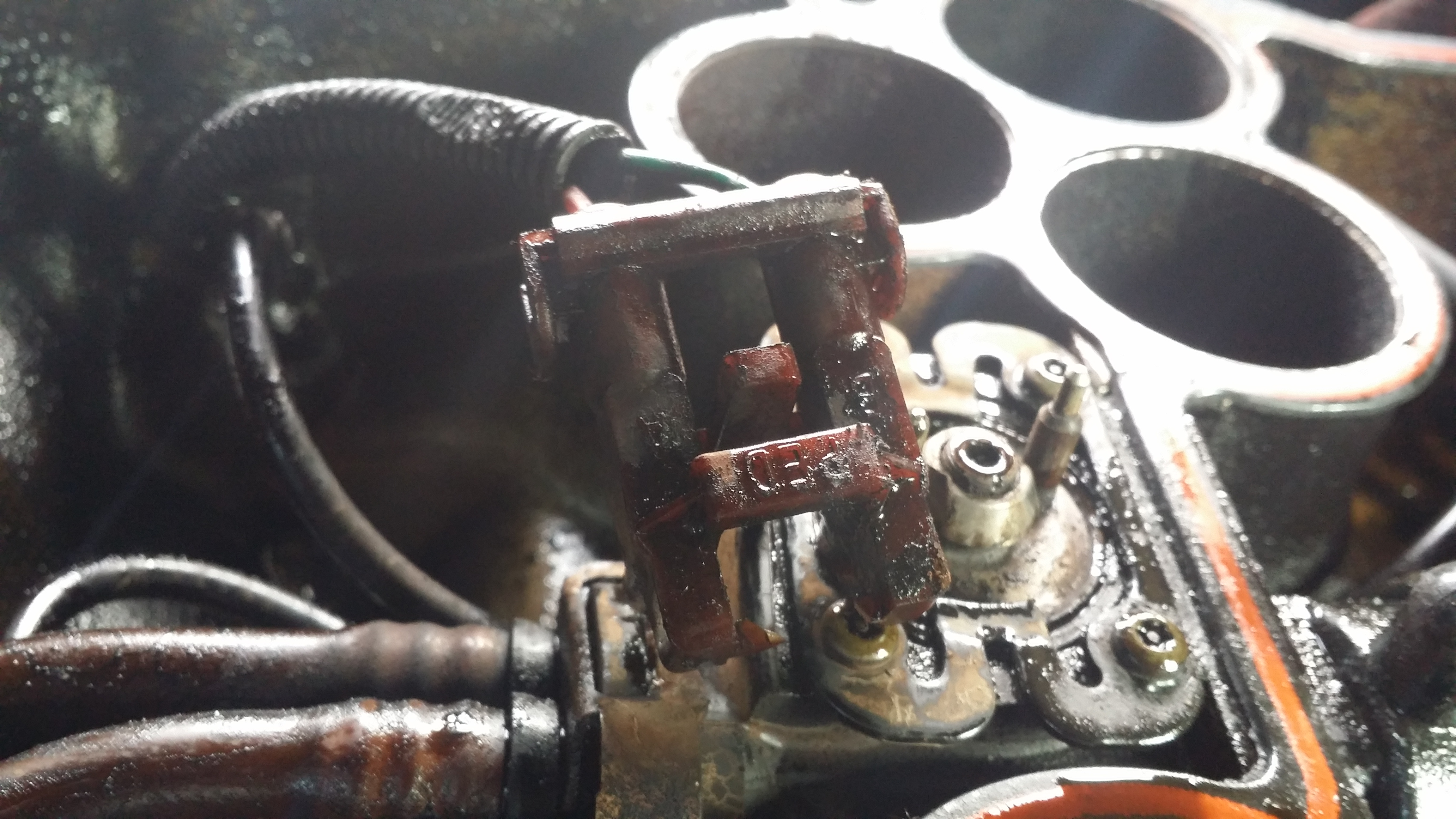 Injection harness