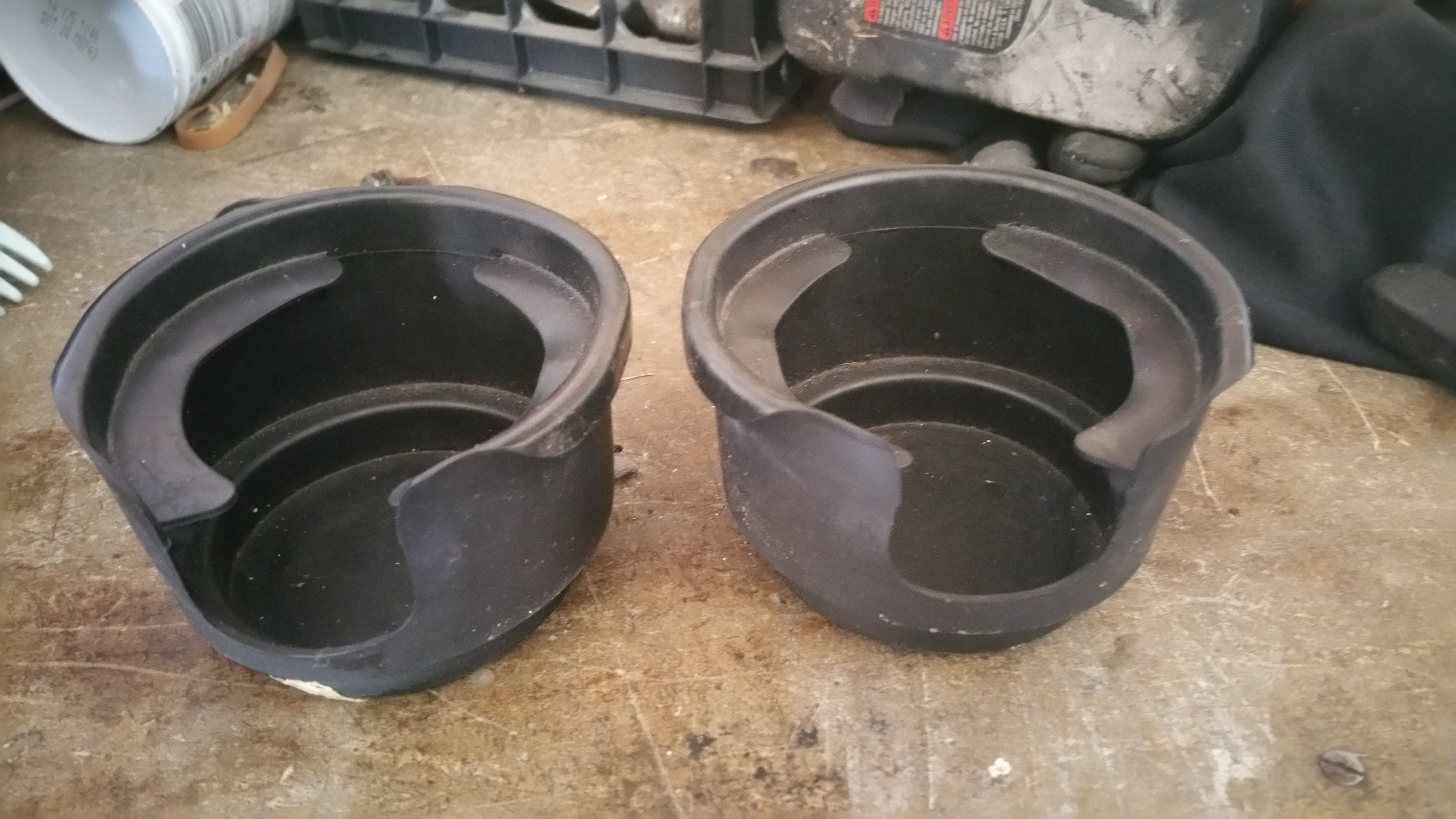 Rubber oem cup insert bungy cond...