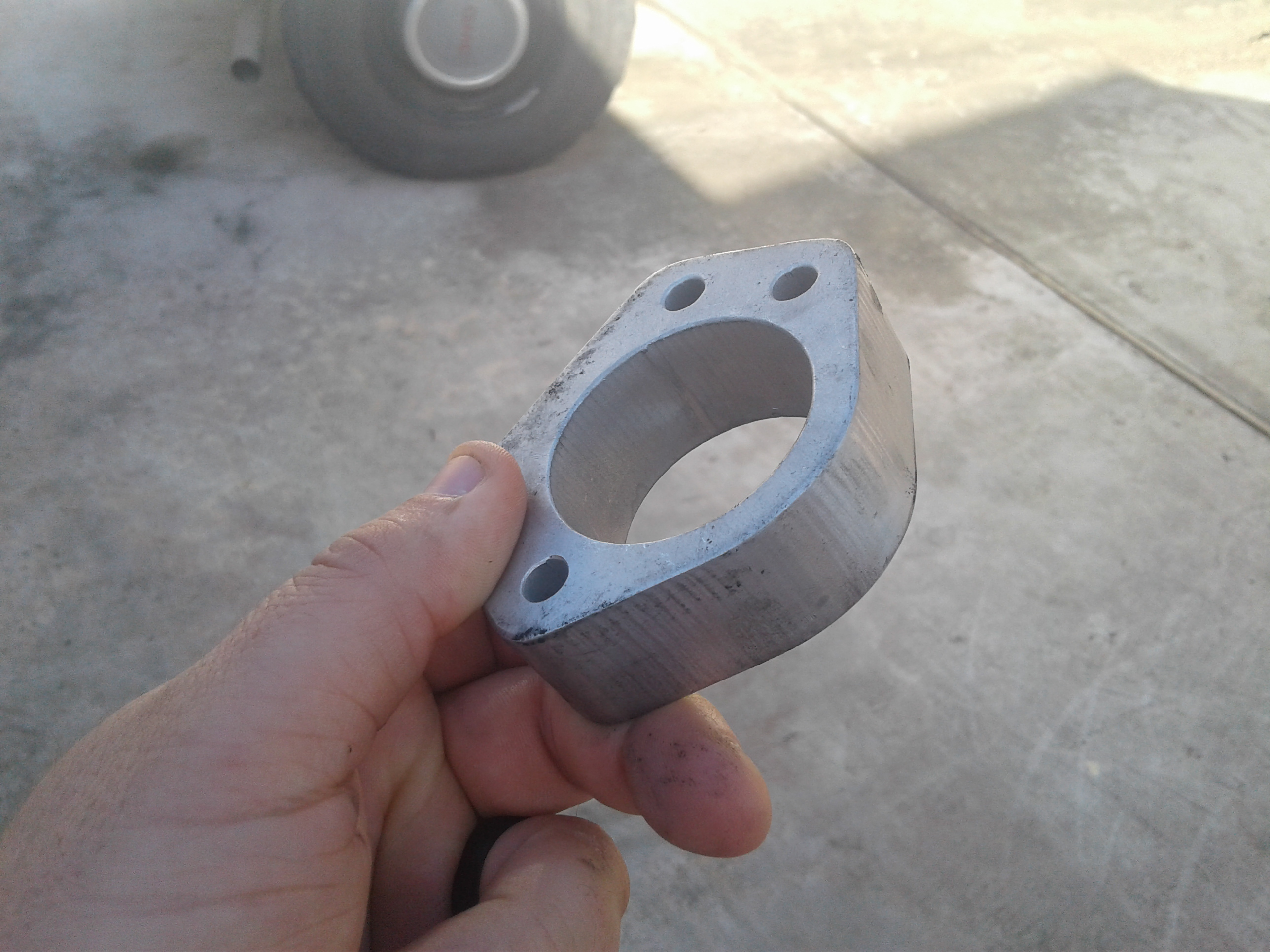 Ball joint spacers, safe?
