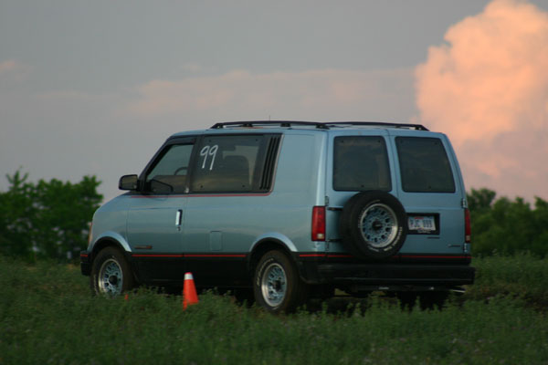 Stan The Van, My 1987 GMC Safari...