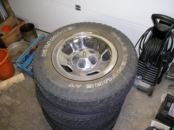 Stock '98 Alloys to '93 Steel Ri...