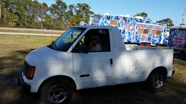 Astro Pickup for sale in Fl