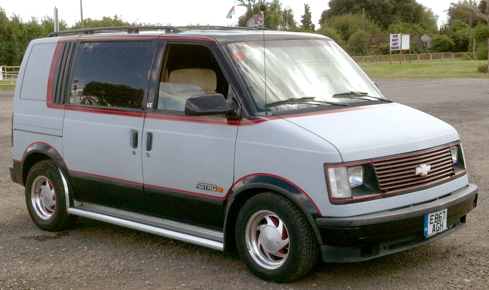Question about making panel van