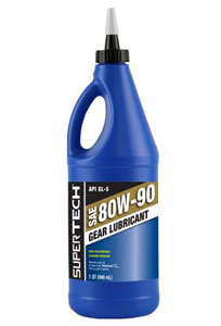 BEST DIFFERENTIAL LUBE