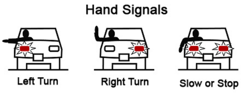 Turn signal does not work