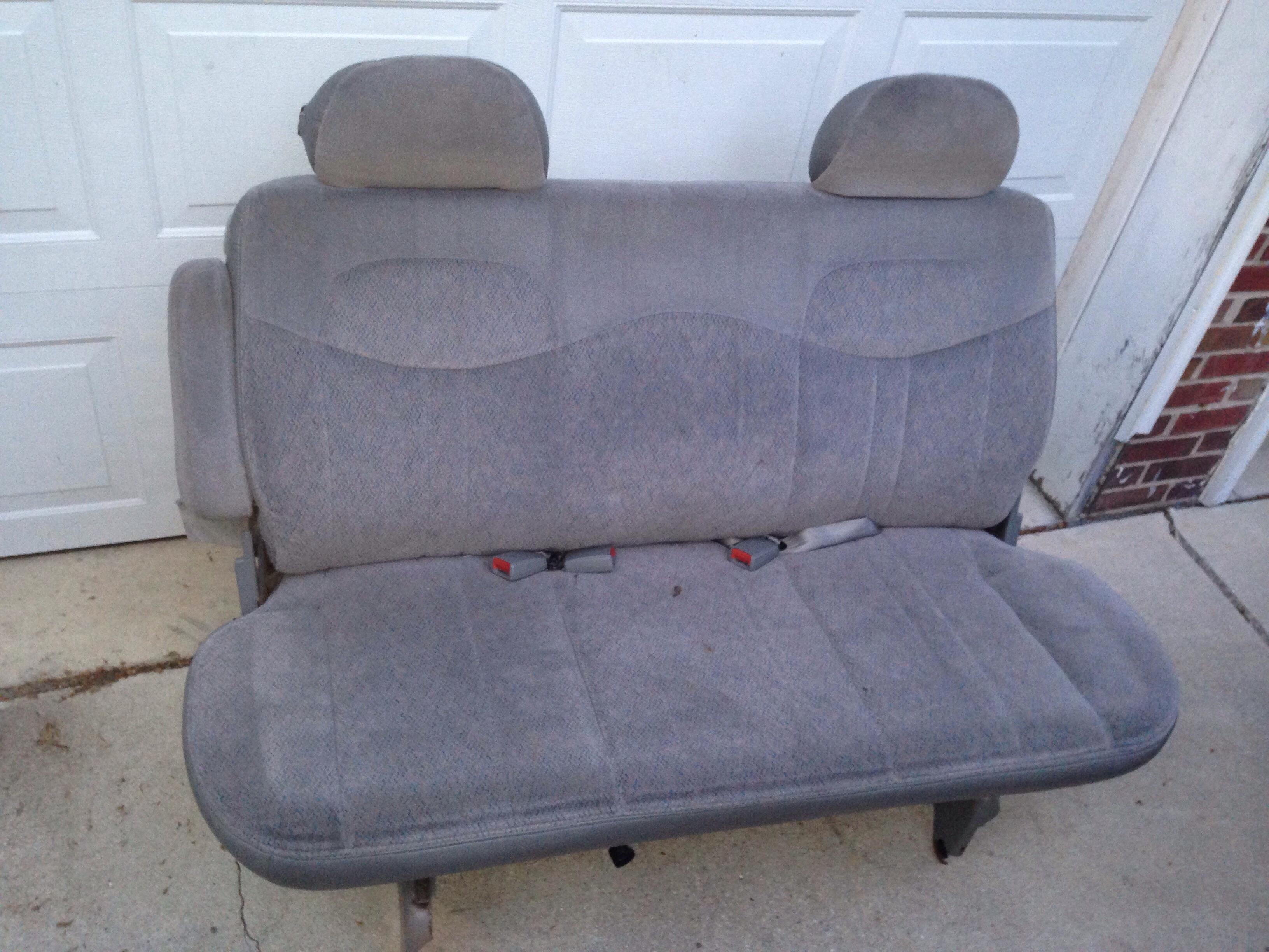 Astro Van - Middle/Rear Bench Se...