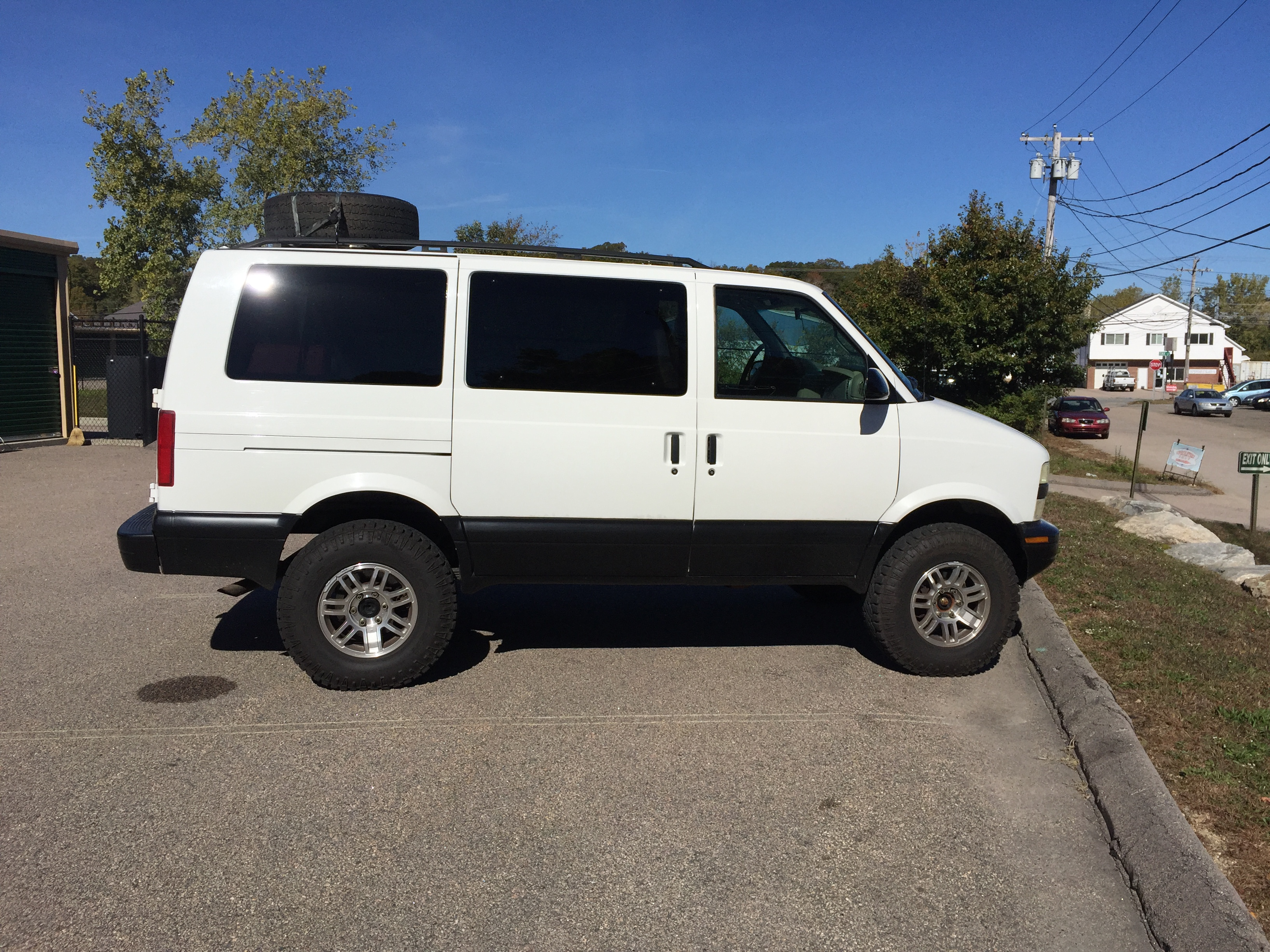 2002 chevy express 5.7L vortec, ...