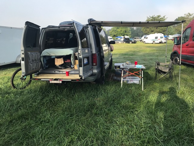 Asheville Van Life Rally 2019