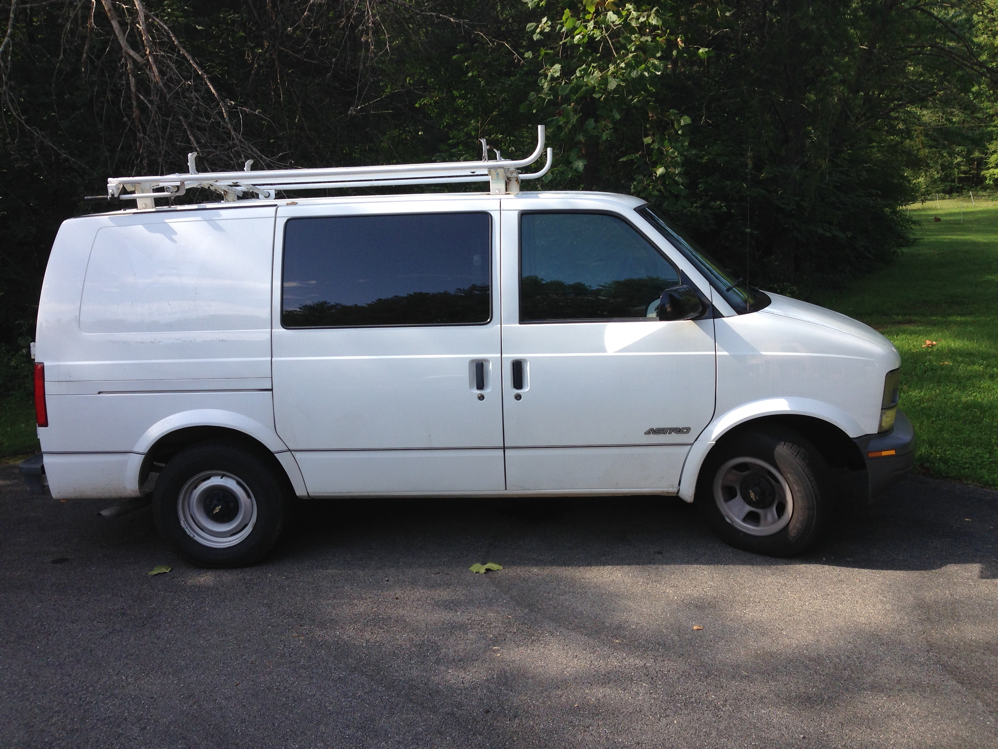 2002 Astro cargo van for sale - ...