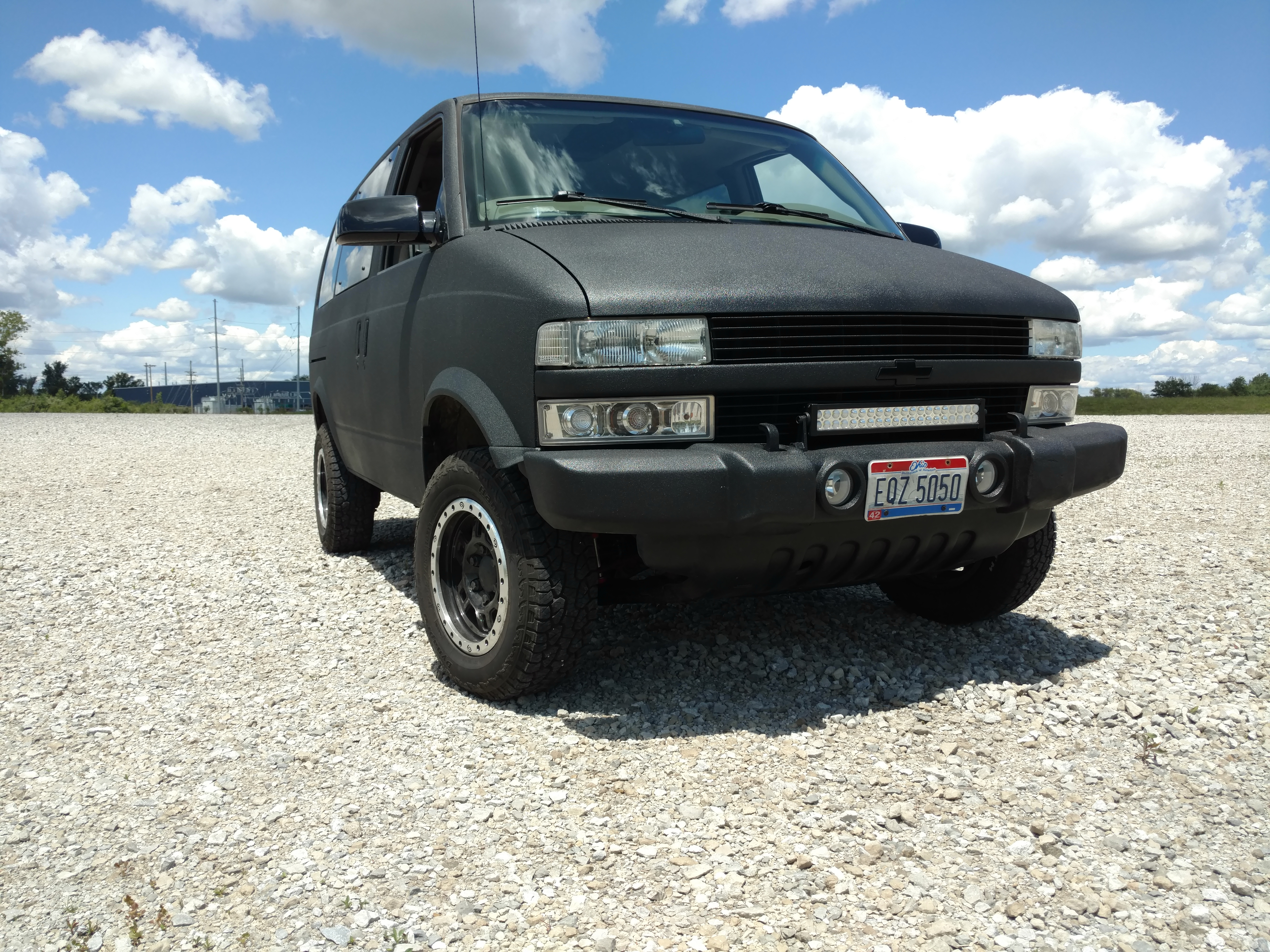 Project Junkyard Dog: 03 Astro B...