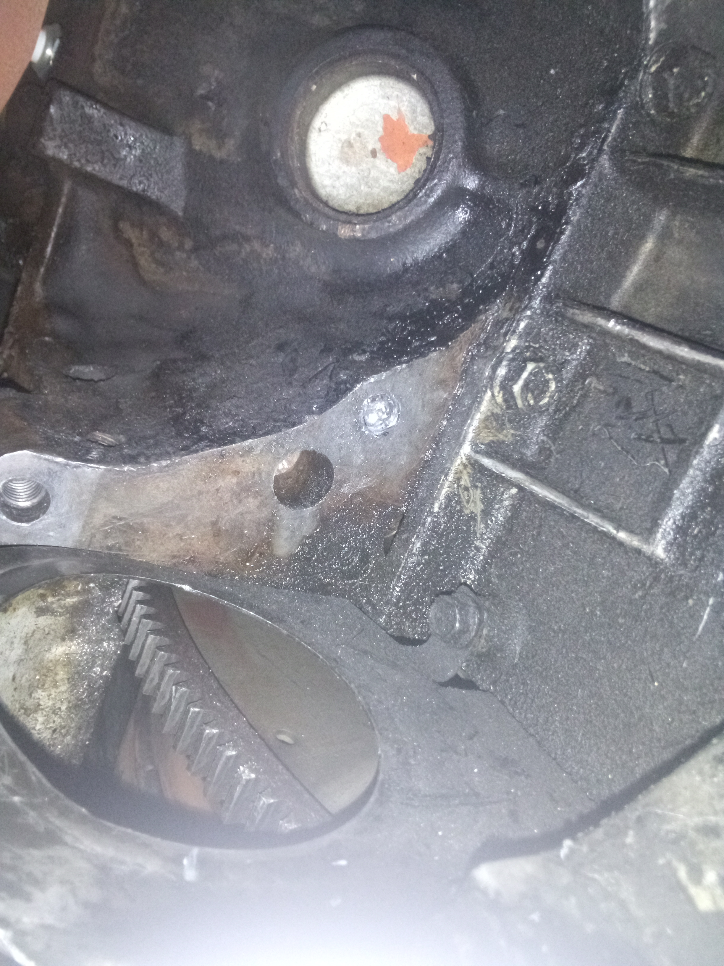 UNABLE TO REMOVE BROKEN STARTER ...
