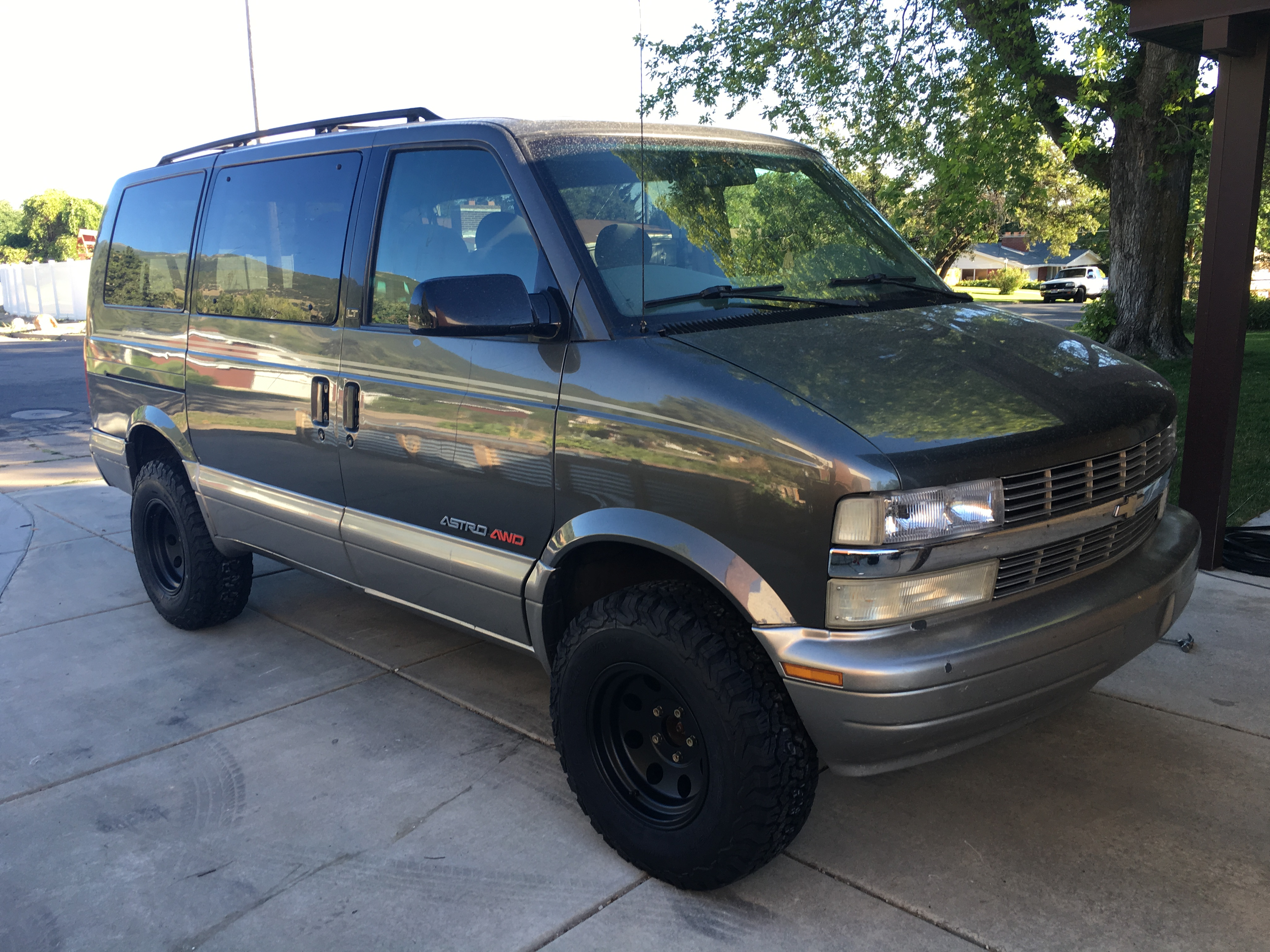 2002 Astro Van Starting issue. H...
