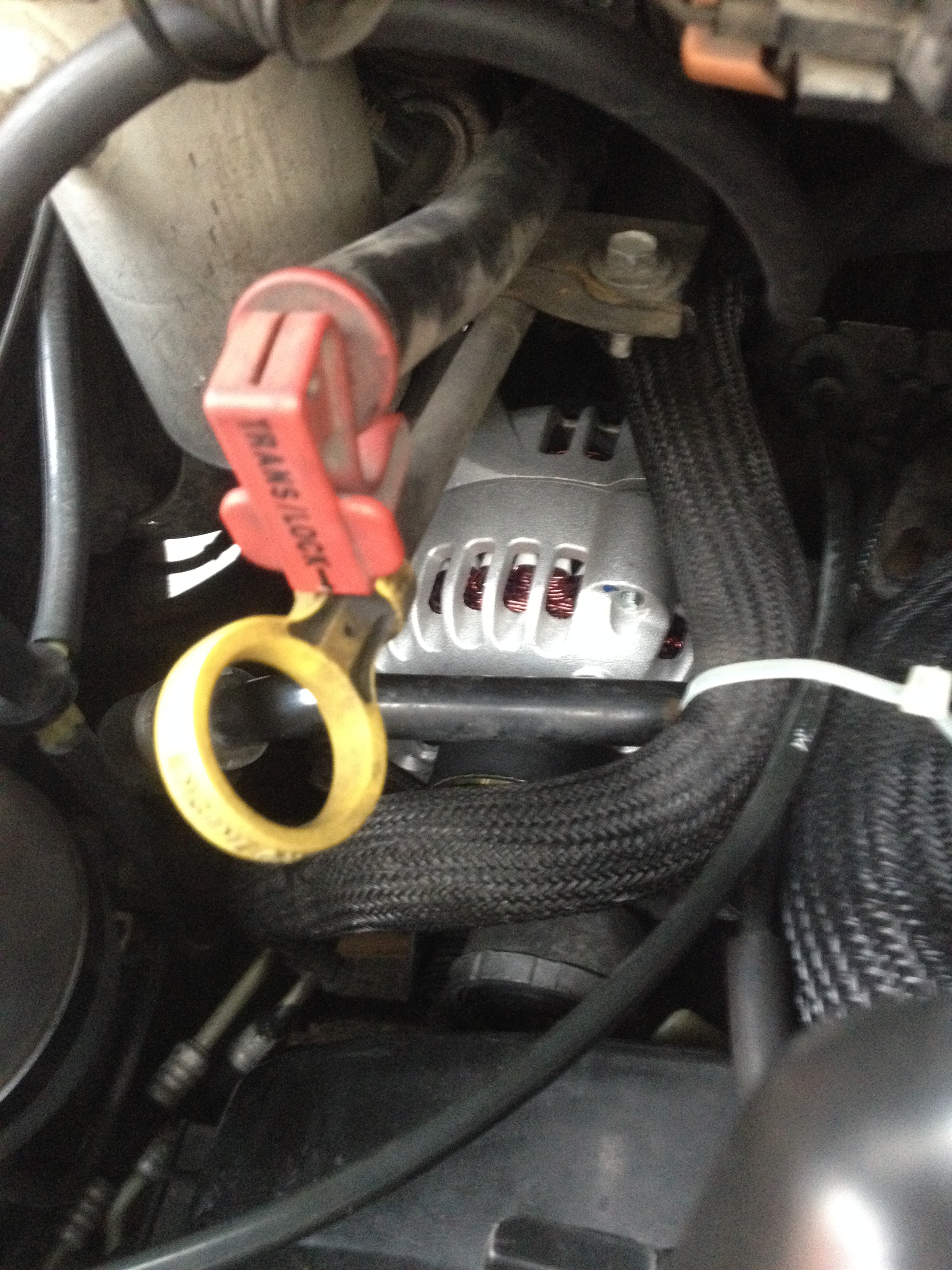 Alternator Removal/Replacement H...
