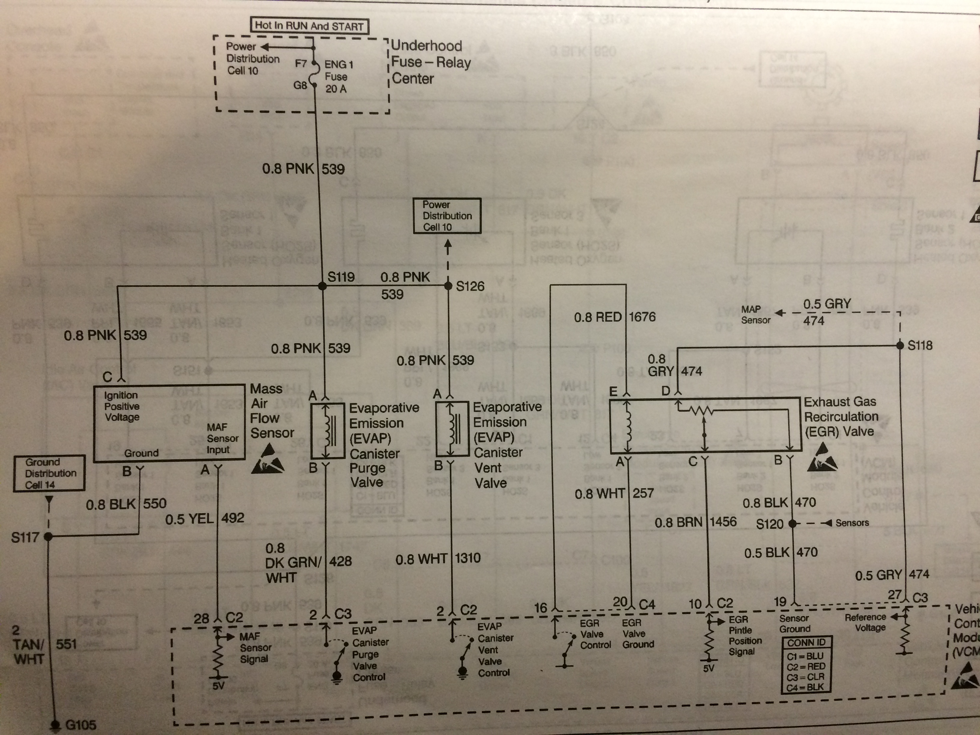 MAF CIRCUIT DIAGRAM NEEDED