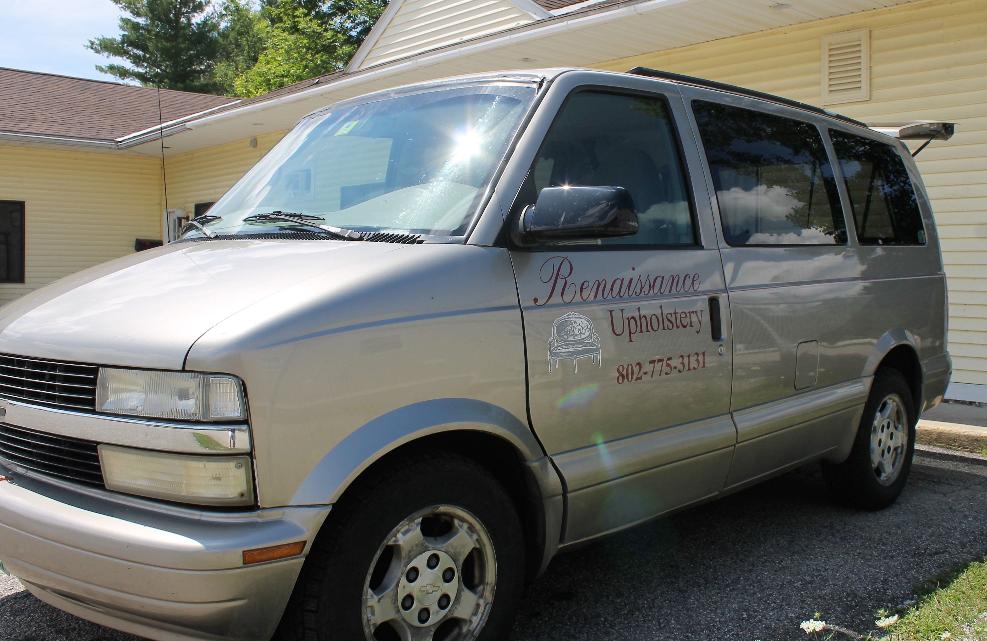 2005 AWD Astro LS reluctantly fo...