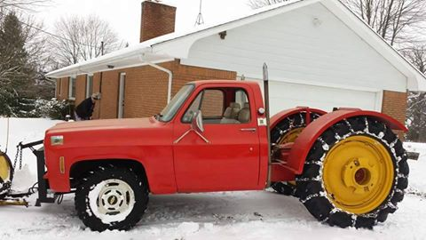 ultimate snow plow