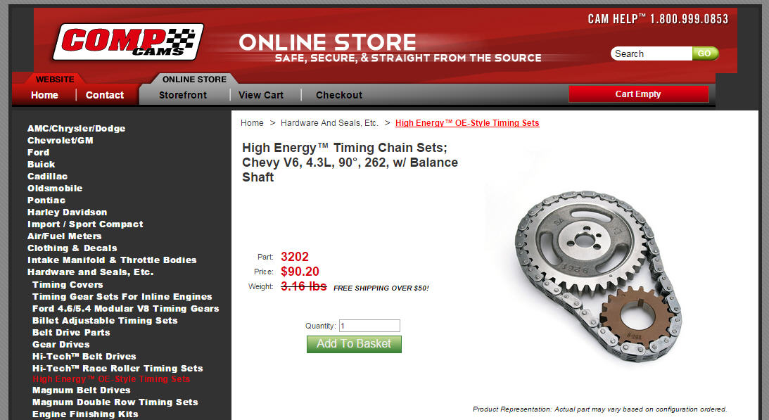 What timing chain brand to use? ...