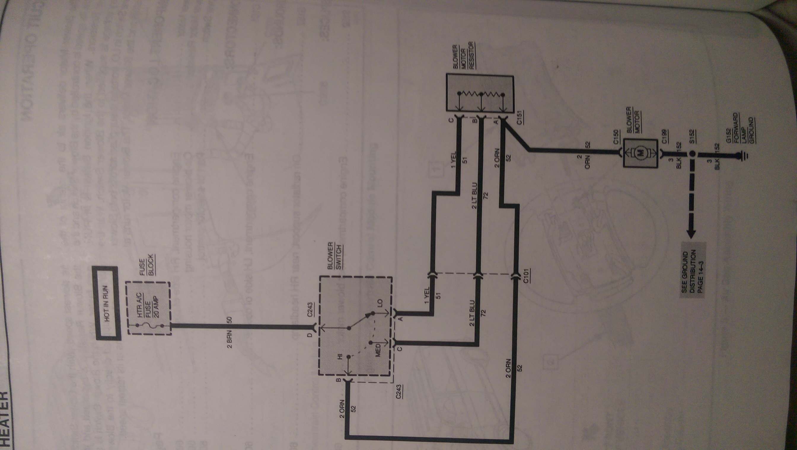 Wiring diagram and diagnostic ch...
