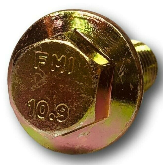10.9 flange head bolt