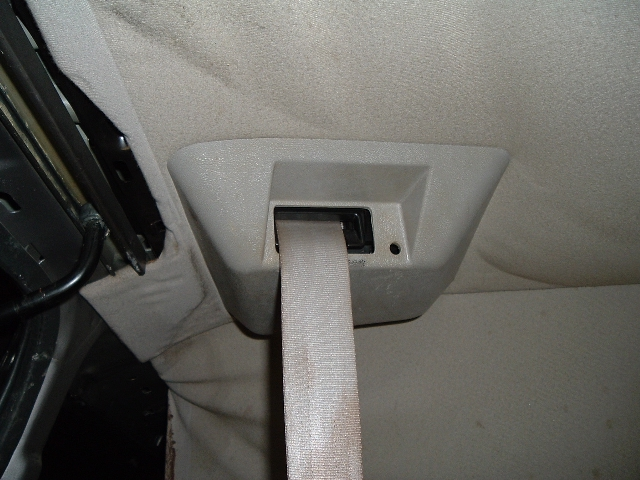 90 Seat Belt Retractor fr
