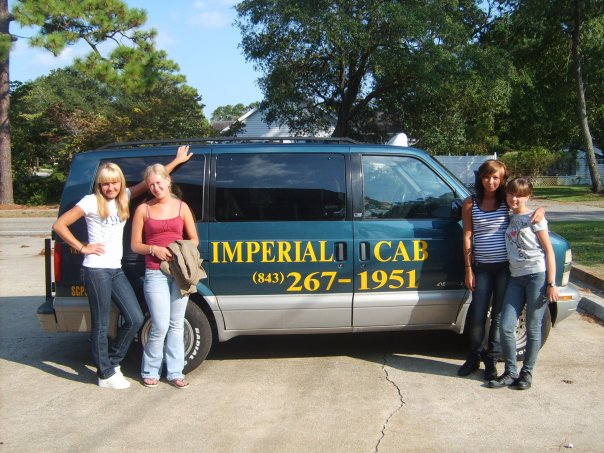 Hot clients of IMPERIAL CAB