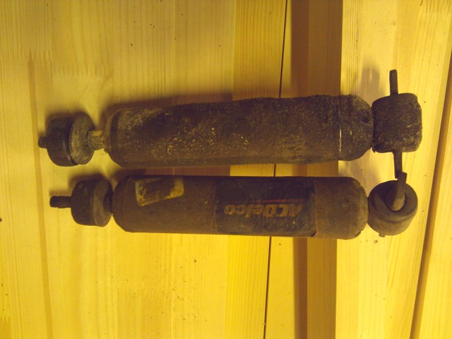 Old front shock (AC Delco)
