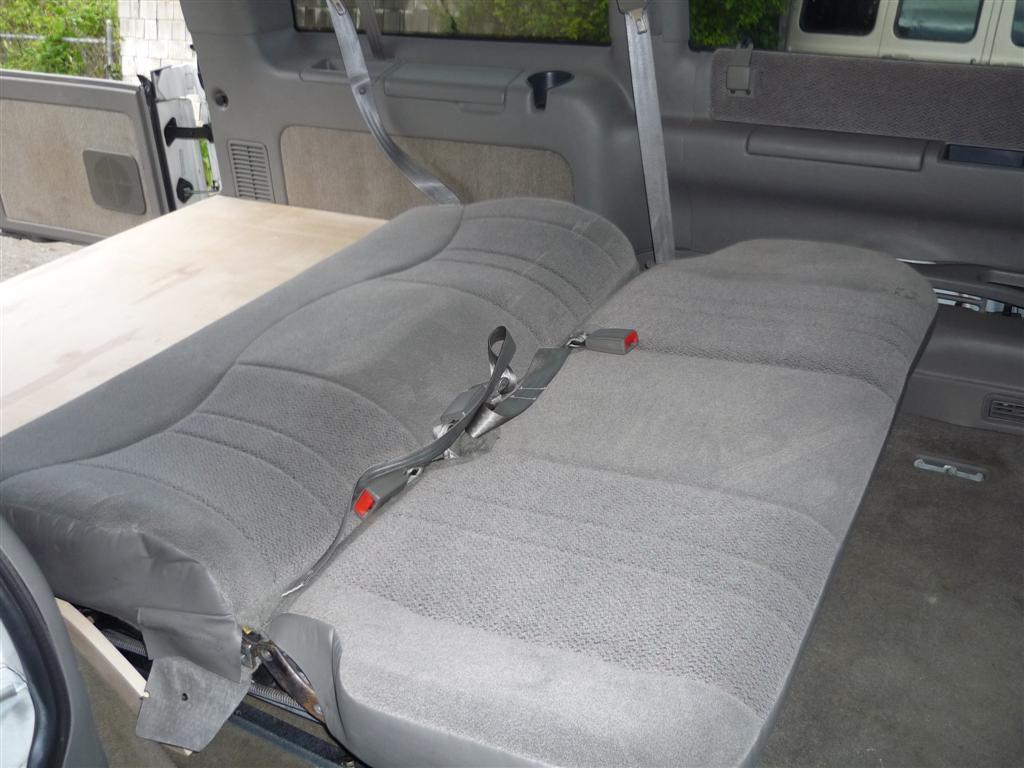astro van seats