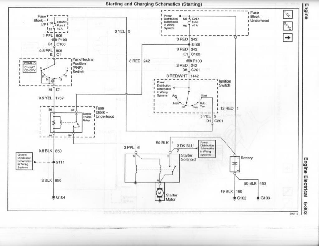 Starting Schematic